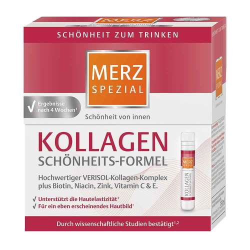 Merz Spezial Kollagen Trinkampullen - 1