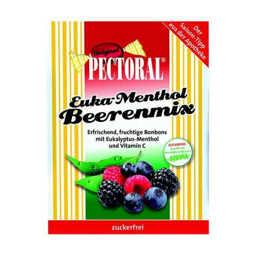 Pectoral Euka Menthol Beerenmix zuckerfrei - 1