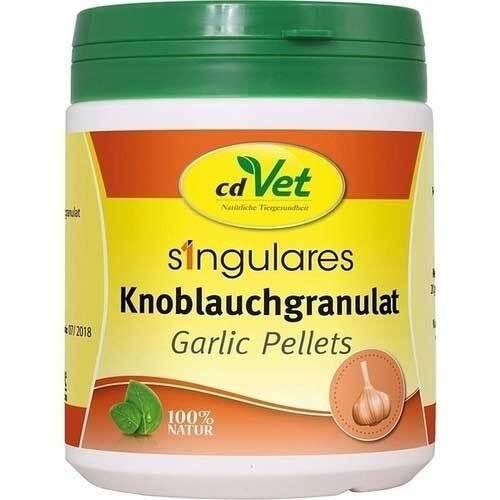 Singulares Knoblauchgranulat vet. (für Tiere) - 1