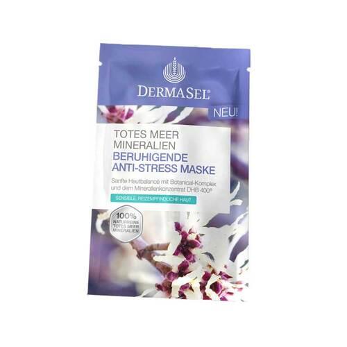 Dermasel Totes Meer Beruhigende Anti-Stress Maske - 1