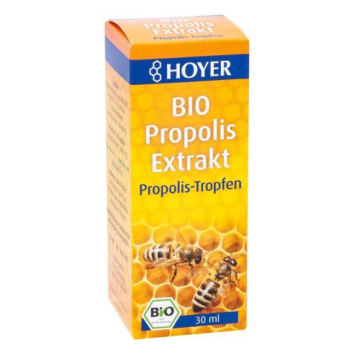 Hoyer Propolis Extrakt Bio Tropfen - 1