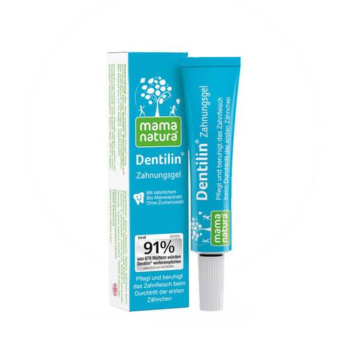 DHU Mama natura Dentilin Zahnungsgel - 1