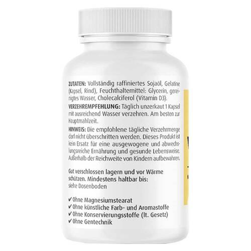Vitamin D3 1.000 I.E. Kapseln - 2