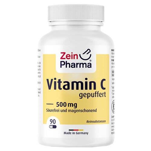 Vitamin C gepuffert Kapseln - 1