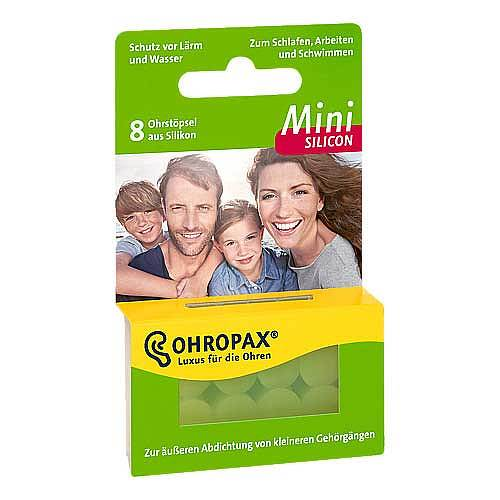 Ohropax mini Silicon Ohrstöpsel - 1