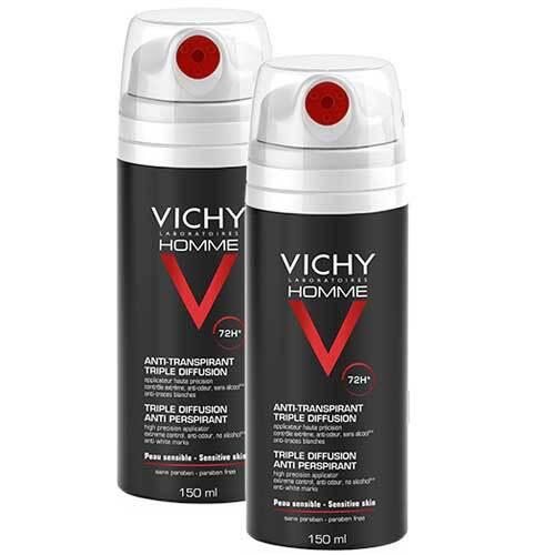 VICHY HOMME Deo Spray 72h - 1