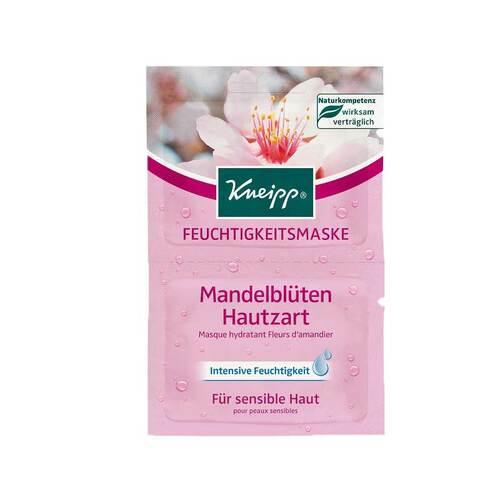 Kneipp Feuchtigkeitsmaske Mandelblüten hautzart - 1
