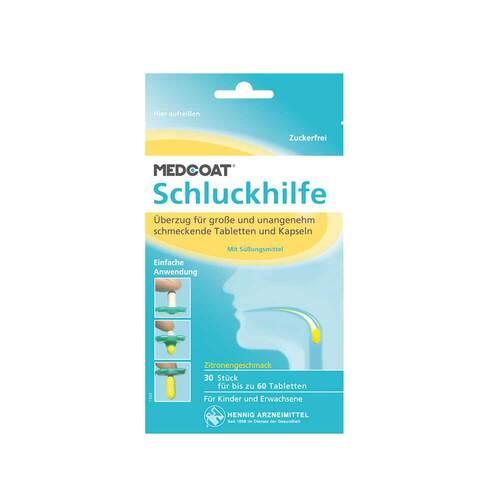 Medcoat Schluckhilfe Gel - 1