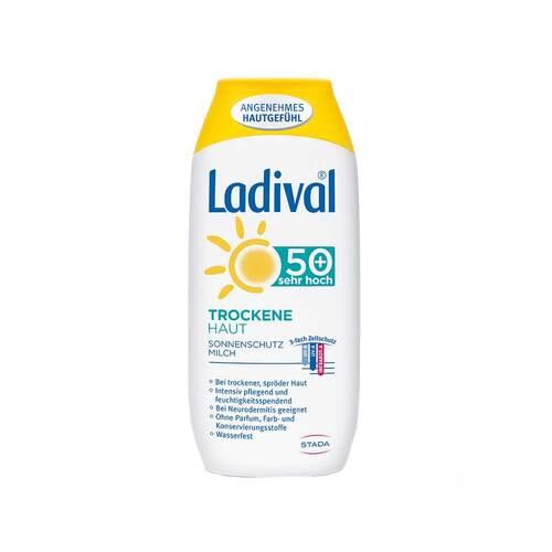 Ladival trockene Haut Milch LSF 50+  - 1