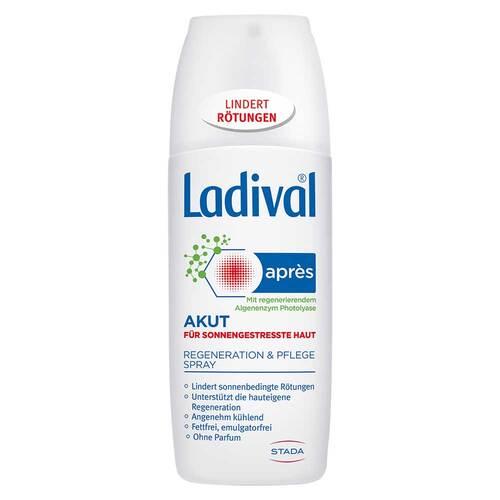 Ladival Akut Apres Pflege Beruhigungs-Spray - 1