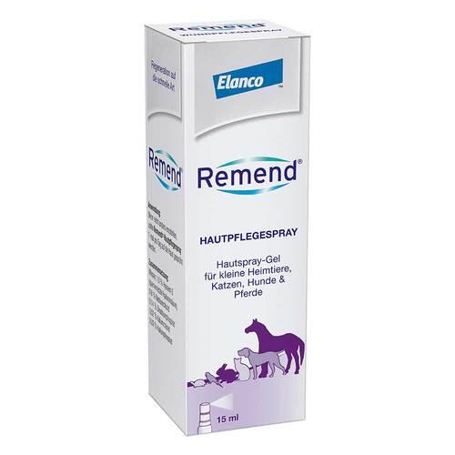Remend Hautpflegespray für Hund / Katze / Pferd - 1