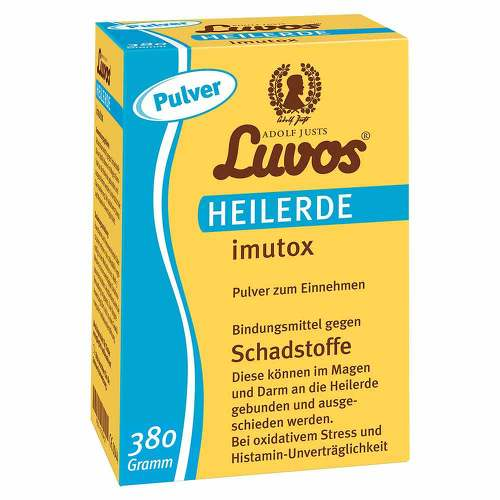 Luvos Heilerde imutox Pulver - 1