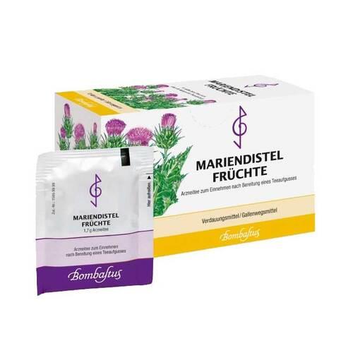 Mariendistel Früchte Filterbeutel - 1