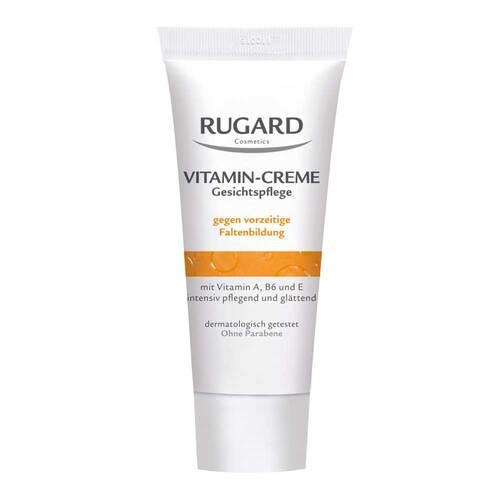 Rugard Vitamin Creme Gesichtspflege Tube - 1