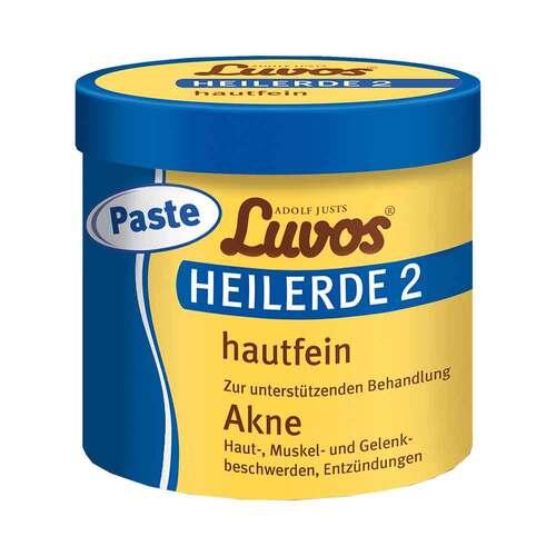 Luvos Heilerde 2 hautfein - 1