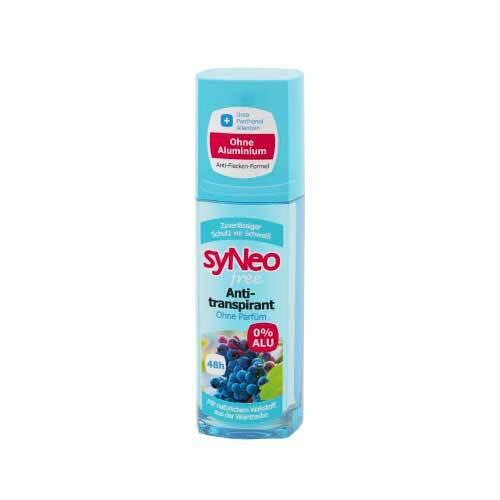 Syneo free 48h Antitranspirant Pumpspray - 1