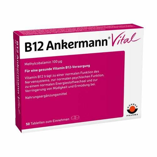 B12 Ankermann Vital Tabletten - 1