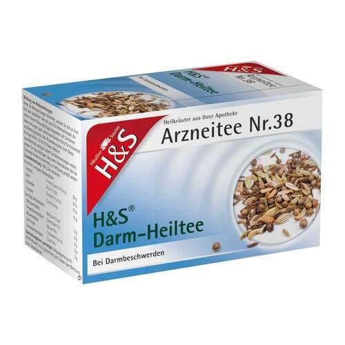 H&S Darm-Heiltee Filterbeutel - 1