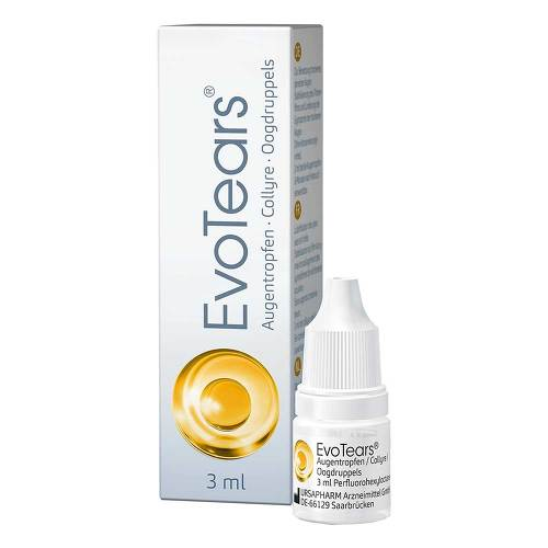 Evotears Augentropfen - 1