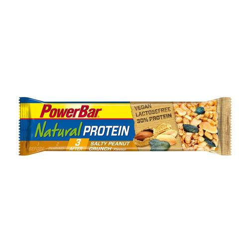 Powerbar Natural Protein Vegan Salty Peanut Crunch - 1