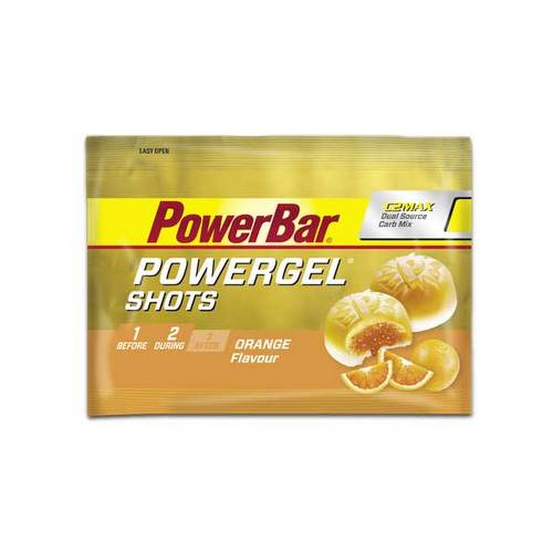 Powerbar Powergel Shots Orange Bonbons - 1