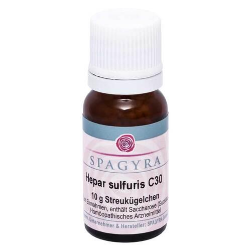 Hepar sulfuris C 30 Globuli - 1