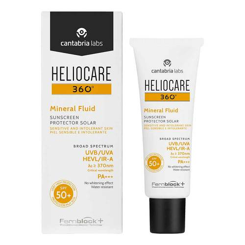 Heliocare 360° mineral Fluid SPF 50 +  - 1
