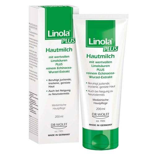 Linola Plus Hautmilch - 1