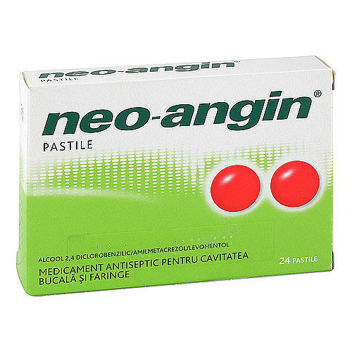Neo Angin Halstabletten - 1