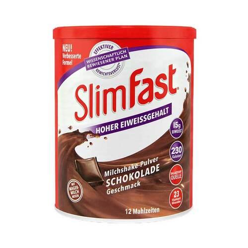 Slimfast Pulver Schokolade - 1