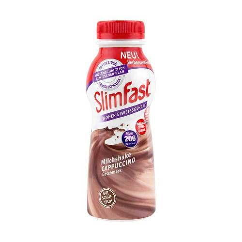 Slimfast Fertigdrink Cappuccino - 1