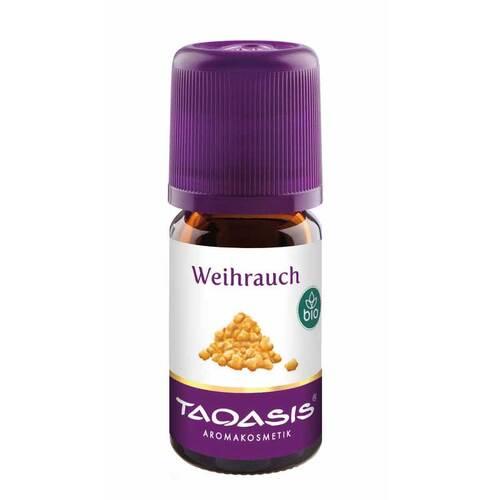 Weihrauch Öl indisch Bio - 1