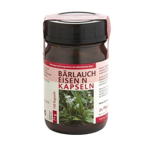 Bärlauch Eisen N Kapseln - 1