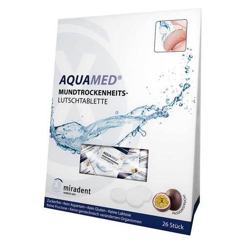 Miradent Aquamed Mundtrockenheitslutschtablette - 1