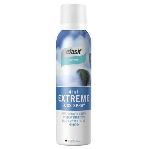 Efasit Sport 4in1 extreme Fuß Spray - 1