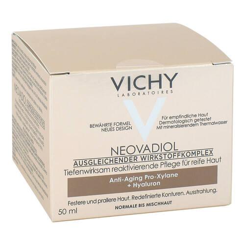 Vichy Neovadiol Ausgleichender Wirkstoffkomplex Tagespflege für normale bis Mischhaut  - 1