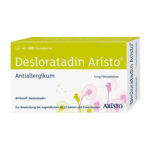Desloratadin Aristo 5 mg Filmtabletten - 1