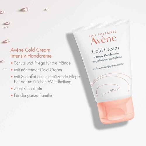 Avene Cold Cream Intensiv-Handcreme - 3