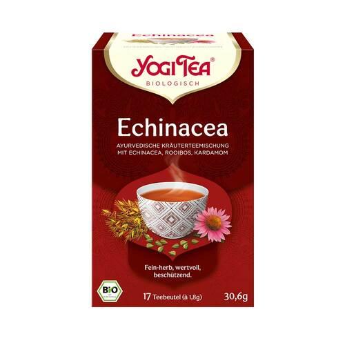Yogi Tea Echinacea Bio Filterbeutel - 1
