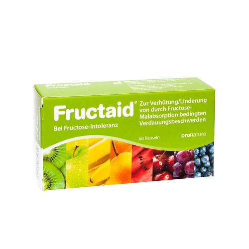 Fructaid Kapseln - 1