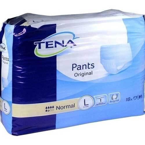 Tena Pants Original normal large Einweghose - 1