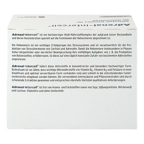 Adrenal-Intercell Kapseln - 2