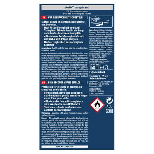 NIVEA Men Deo Spray Dry impact - 2