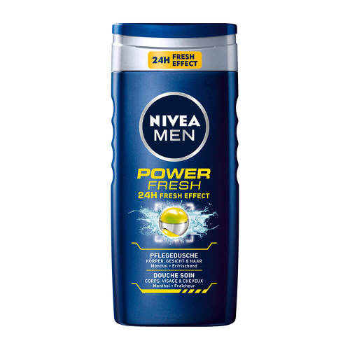 NIVEA Men Pflegedusche power refresh - 1