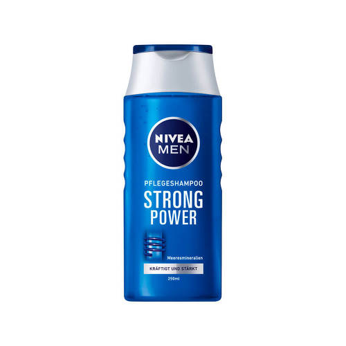 NIVEA Men Pflegeshampoo strong power - 1