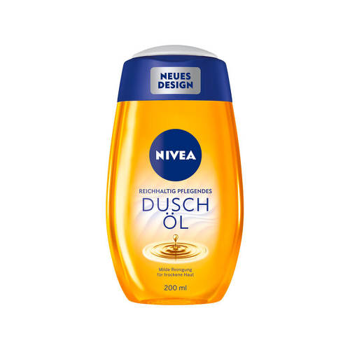 NIVEA Öldusche Natural Oil - 1