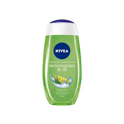 NIVEA Pflegedusche Lemongras Oil - 1