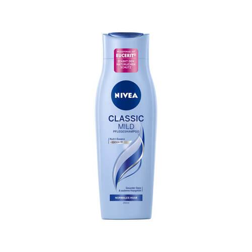 NIVEA Pflegeshampoo Classic Milde & Pflege - 1
