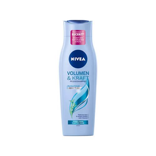 NIVEA Pflegeshampoo Volumen Kraft & Pflege - 1