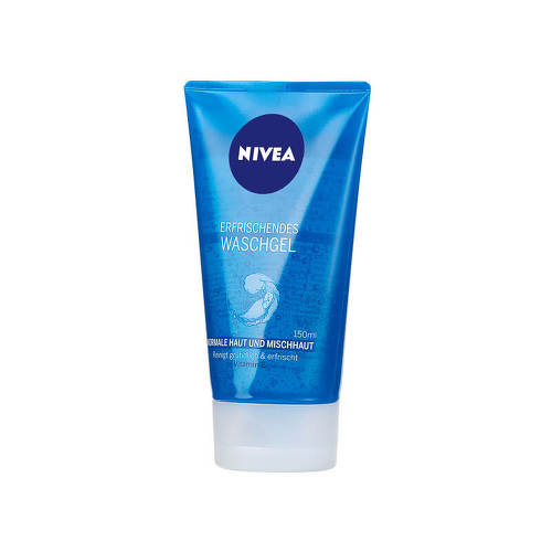 NIVEA Visage erfrischendes Waschgel - 1